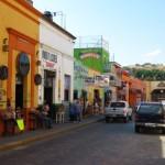 Straßenszene Tequila City