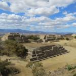 Monte Alban - Tempelanlage