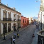 Oaxaca - Fußgängerzone