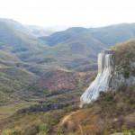 Der versteinerte Wasserfall