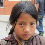 Mädchen, 8 Jahre alt