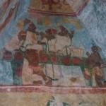Bonampak - Wandmalerei