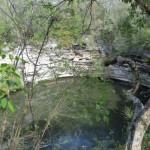 Chichen Itza - Blick in die heilige Cenote