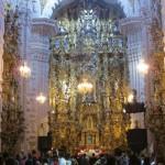 Altar von Santa Prisca