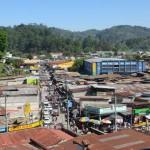 Coban - Blick auf die Stadt