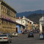 Antigua - Verwaltungsgebäude