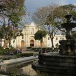 Antigua - Plaza