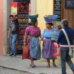 Antigua - Straßenszene