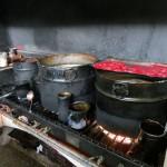 Antigua - Kerzenherstellung