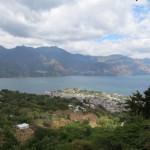 Blick auf San Pedro la Laguna