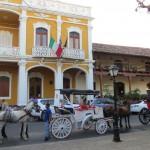 Granada - Parque Central