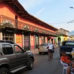 Granada - Eine der Hauptstraßen