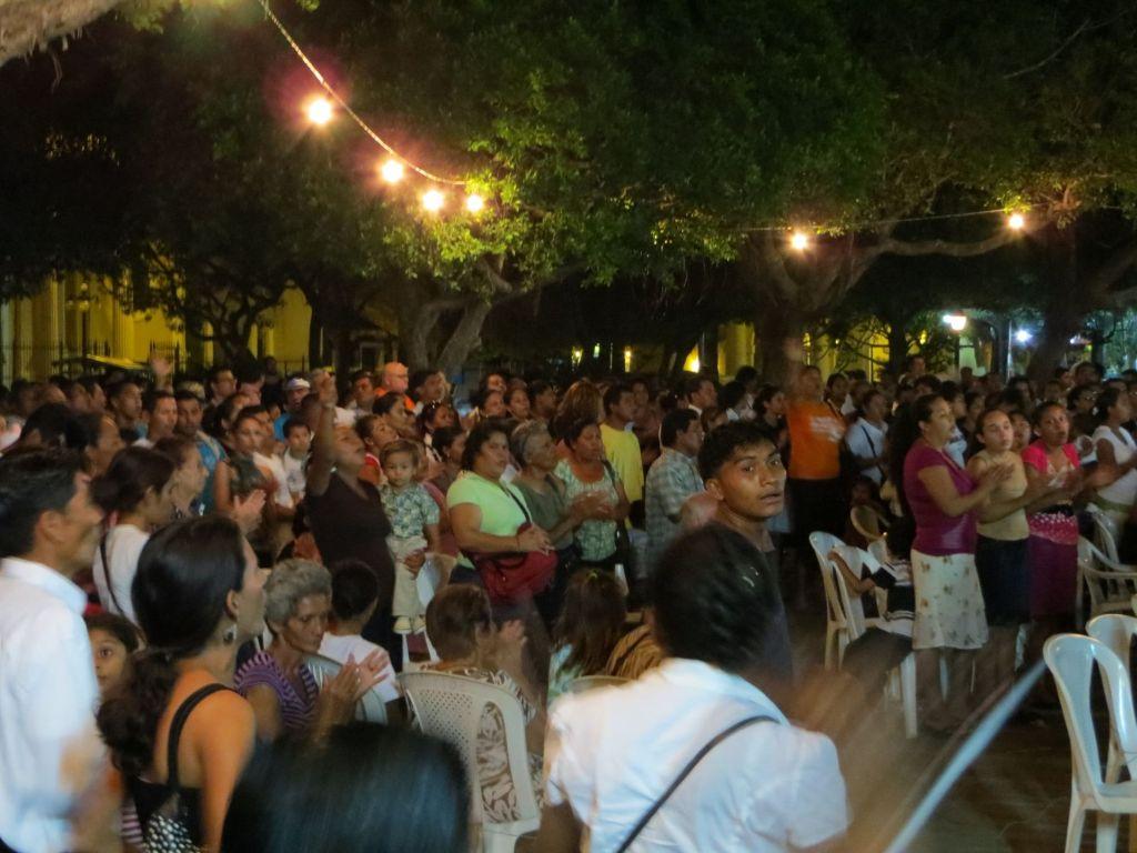 035-15 Granada - Feier der Evangelistas