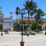 Copan - Parque Central