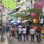 Bummeln und Shoppen in der Avenida Central