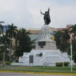 Balboa-Denkmal