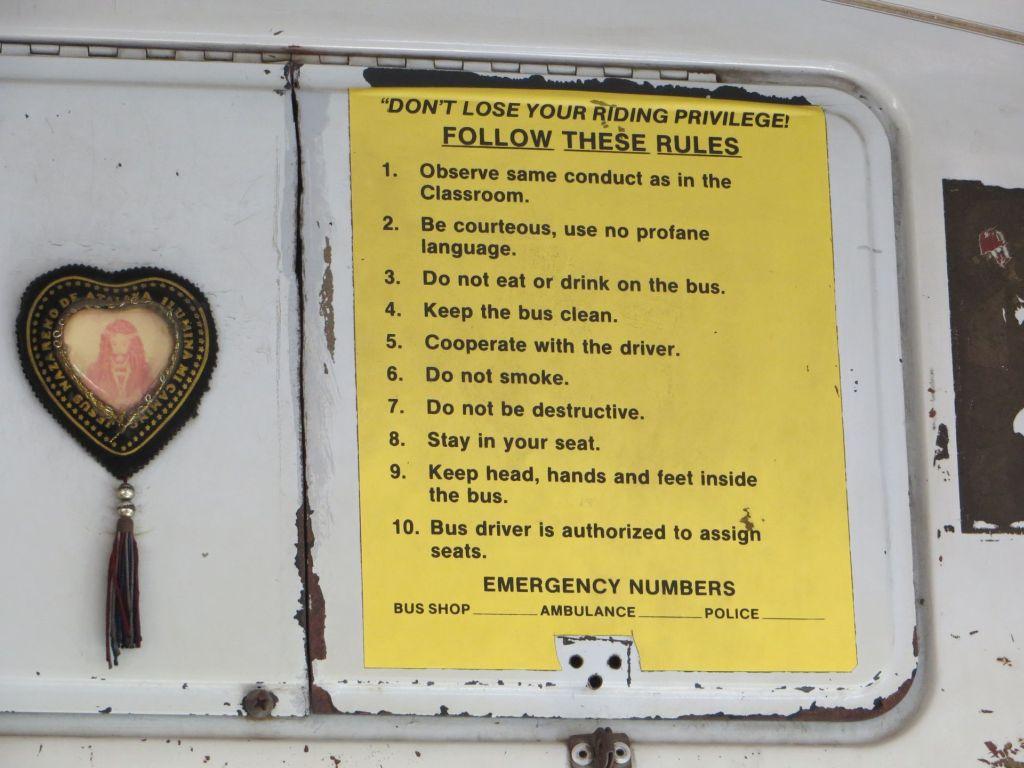 037-18 Schulbusregeln aus US-Zeiten