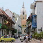 Cartagena - In der Altstadt