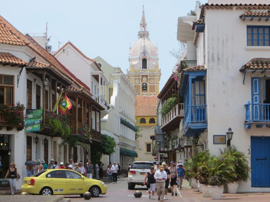 038-01 Cartagena - In der Altstadt