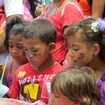 Cartagena - Kinderfest mit Popcorn und Zuckerwatte