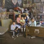 Cartagena - Bild der Fotoausstellung - Leben auf der Erde