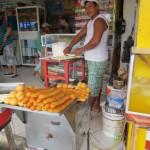 Cartagena - Schmalzkuchen zum Frühstück