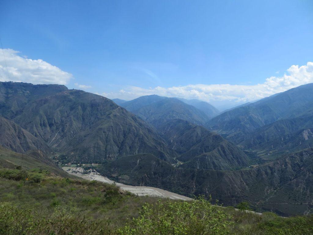 038-16 Traumhafte Bergwelt in der Nähe von San Gil