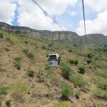 Panachi Nationalpark - Mit der Seilbahn über Felsen und Kakteenwälder