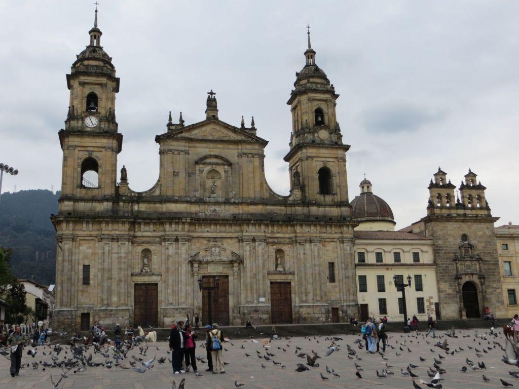 038-25 Bogota - Kathedrale
