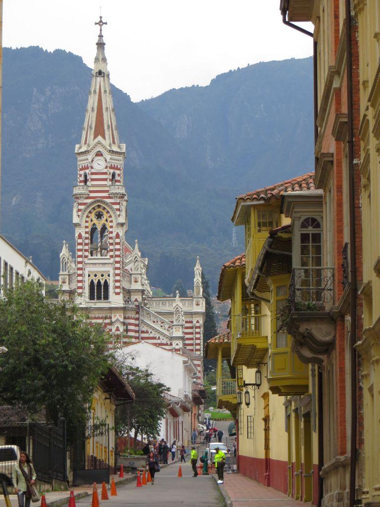 038-29 Bogota - In der Altstadt