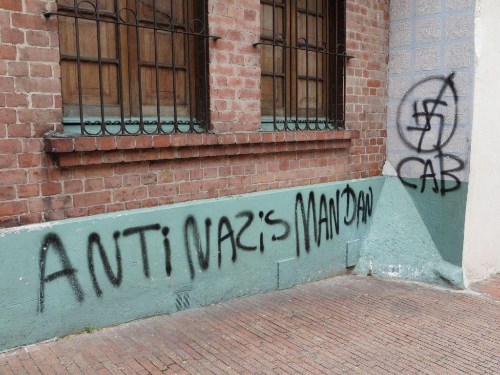 038-30 Bogota - Offensichtlich gibts überall die gleichen Probleme