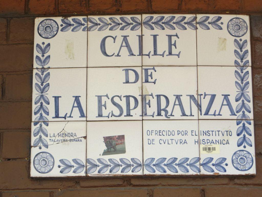038-31 Bogota - Auf der Straße der Hoffnung