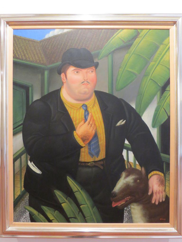 038-34 Bogota - Im Botero-Museum