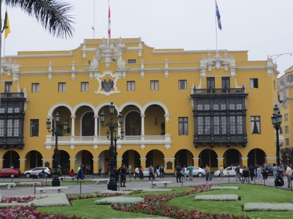 039-01 Lima - Plaza de Armas