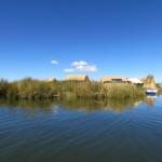 Die schwimmenden Inseln im Titicaca-See
