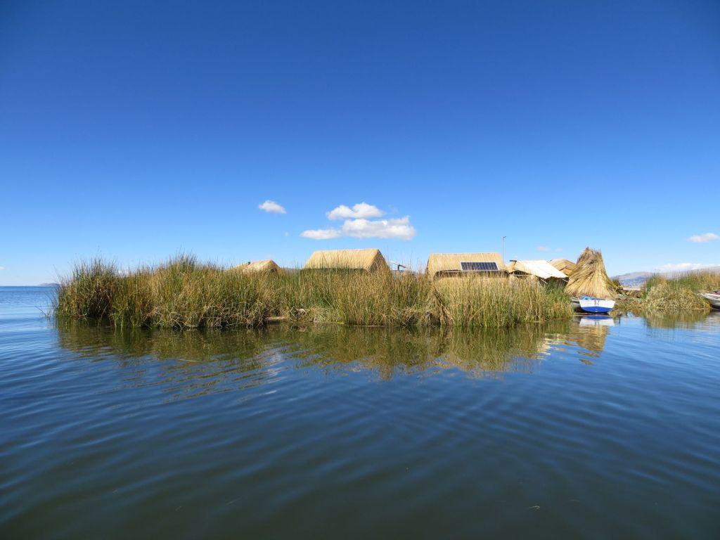 039-05 Die schwimmenden Inseln im Titicaca-See