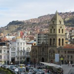 La Paz - San Franzisco