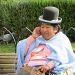 Ohne Mobiltelefon läuft auch in Bolivien nichts