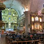 La Paz - Altar der Kirche San Franzisco