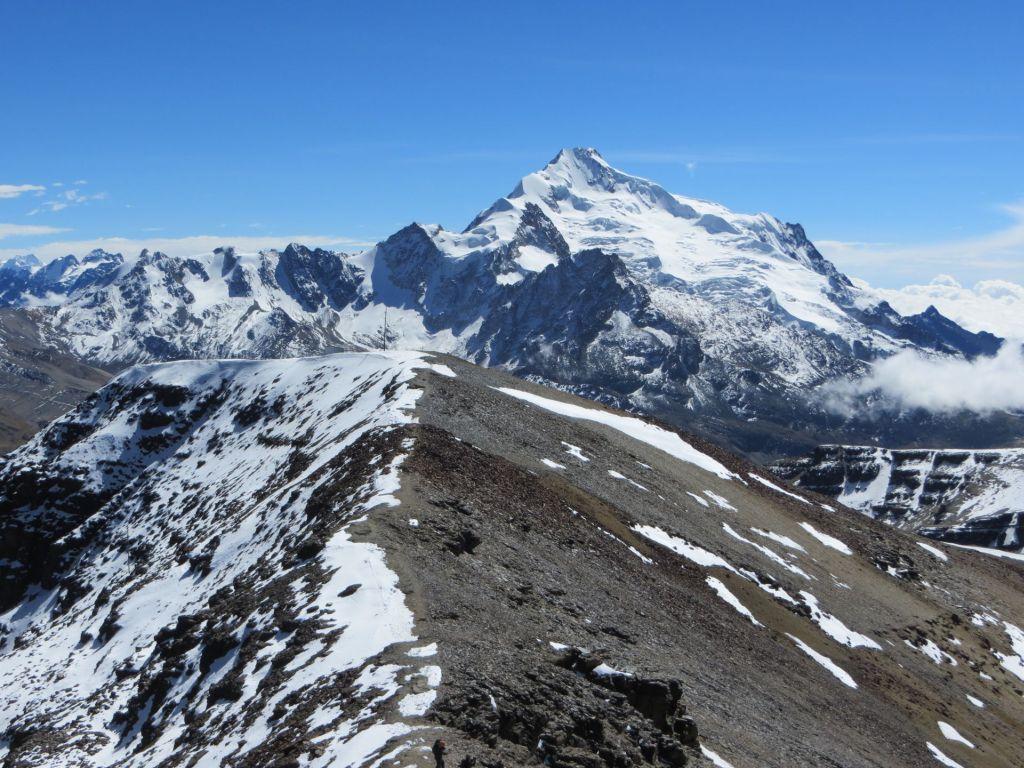 039-16  Hochgebirge um Chacaltaya
