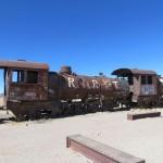 Uyuni - Der Eisenbahnfriedhof
