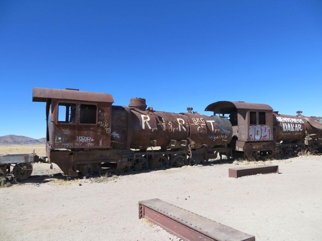 039-26 Uyuni - Der Eisenbahnfriedhof