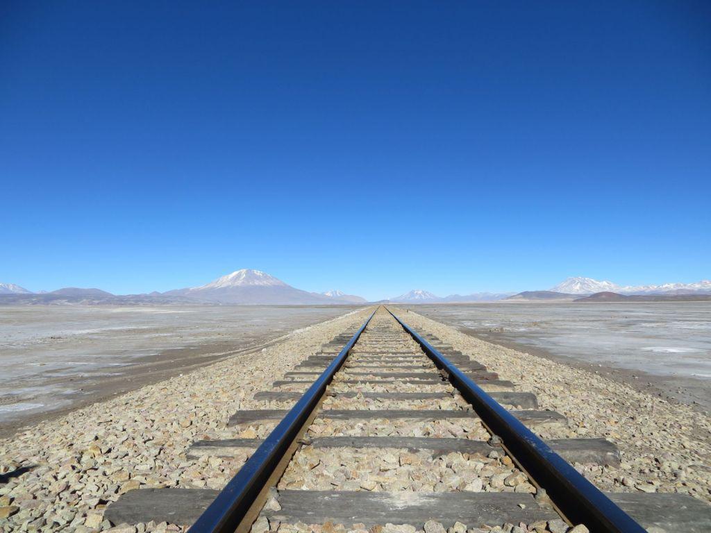 039-31 Salar de Uyuni - Bahnstrecke nach Chile