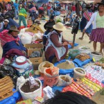 Sonntagsmarkt in Tarabuco