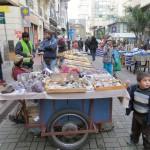 043-03 Montevideo - Sarandi Straßenmarkt