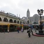 043-09 Montevideo - Mercado von außen